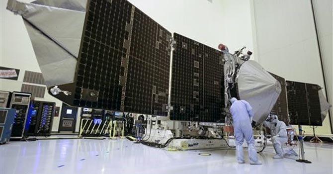 Lanzan nueva sonda para estudiar a Marte
