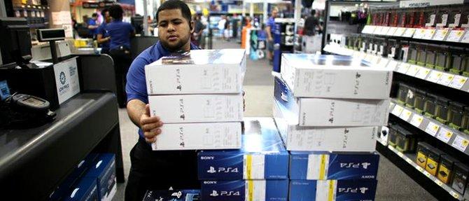 Ventas del PS4 sobrepasan al 1 millón de unidades en 24 horas