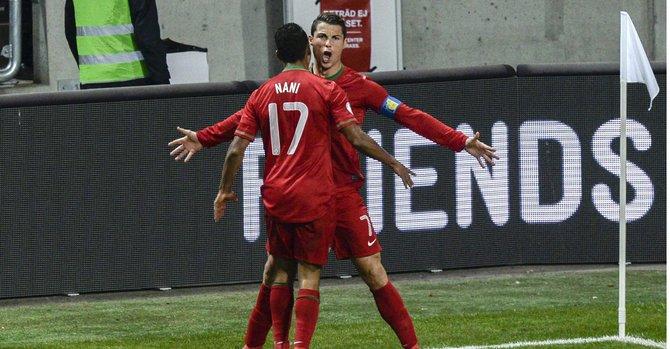 Ronaldo lleva a Portugal a la Copa del Mundo