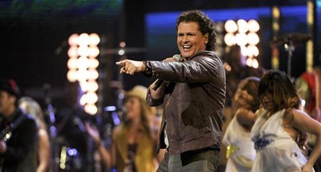 Grammy Latino: Carlos Vives brilla con  tres estatuillas