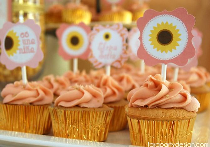 ¡A decorar Cupcakes!