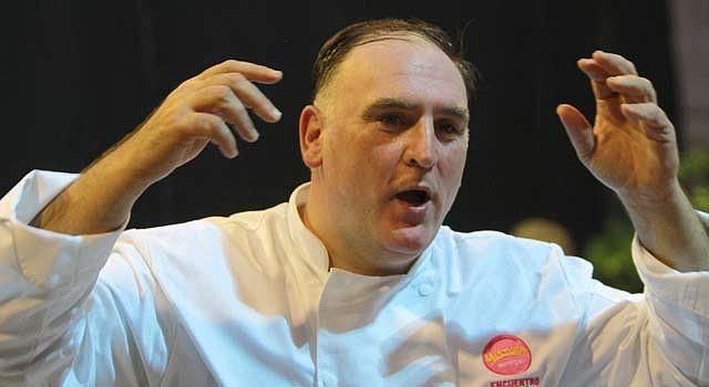 El chef José Andrés.