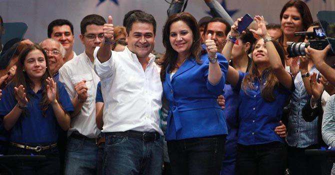 Honduras: los medios dan como ganador a Hernández