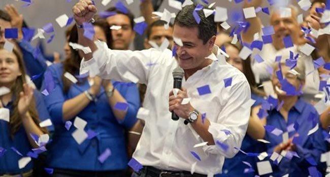 Oficialismo aventaja en las presidenciales de Honduras
