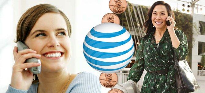 AT&T presenta plan de llamadas Internacional de 1 cent/min  @ATT