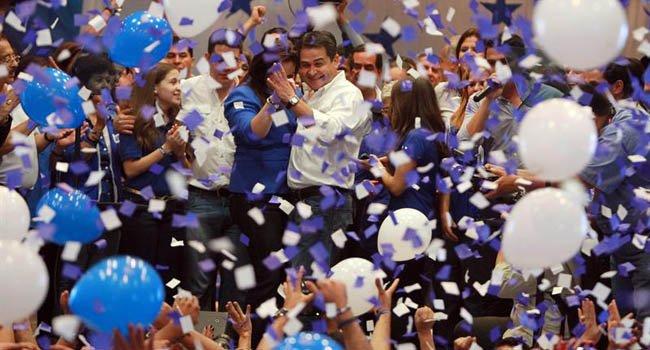 """Honduras: ganó Hernández y es """"irreversible"""""""