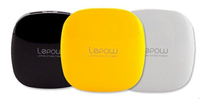 Baterías Moonstone de Lepow, un pequeño de gran poder y estilo