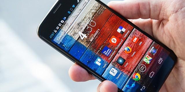 El Moto X es el primero producto de Motorola con Google