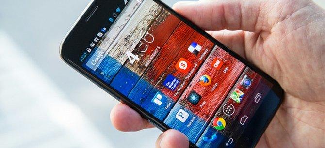 Moto X: el pequeño gran teléfono de Motorola + Google
