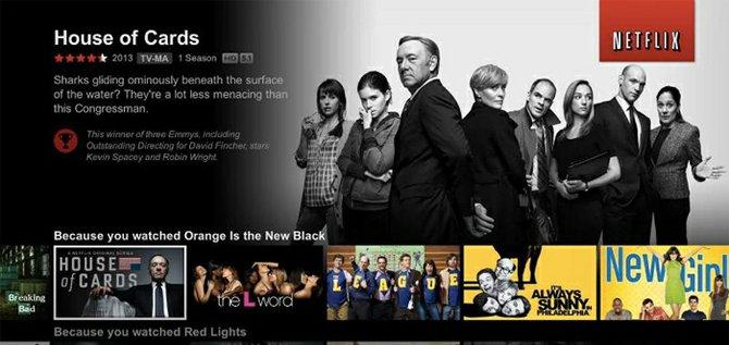 Netflix actualiza su diseño, ahora mejor en pantallas grandes