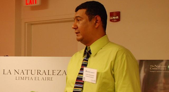 Hay esfuerzos de protección ambiental, como el que impulsa Carlos Alexander Duarte, de EcoLogic Development Fund, con proyectos en México y Centroamérica.
