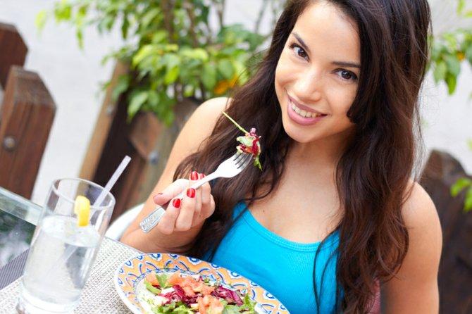 Consejos para comer saludable durante las fiestas