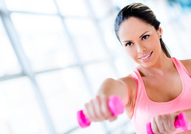 Mantén tus resoluciones de año nuevo para estar en forma y en salud