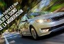 El Optima Hybrid funciona inicialmente en modo eléctrico y a medida que aumenta la velocidad del vehículo, el motor de arranque/generador híbrido (HSG) pone en marcha el motor de gasolina hasta llegar a hacerse cargo de la propulsión del coche.