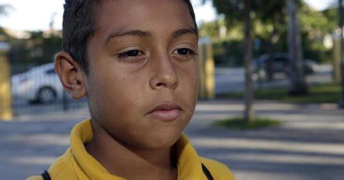Niños ruegan por reforma migratoria