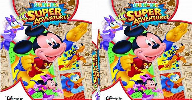 Ganate el DVD de Mickey Mouse