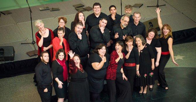 Navidad latina con Coral Cantigas