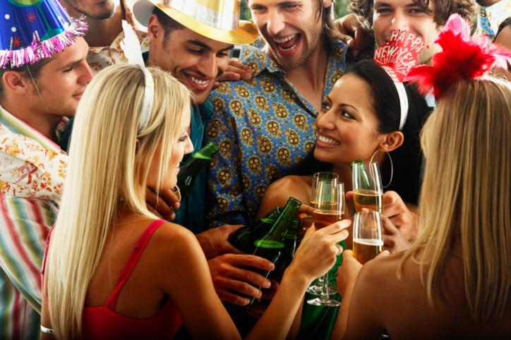 Festeje la Llegada de 2014 con una Fiesta Invitando a la Prosperidad