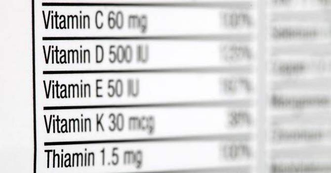 ¿Realmente son buenos los suplementos de vitaminas?
