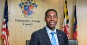 El concejal del condado de Montgomery, Maryland, Craig Rice.