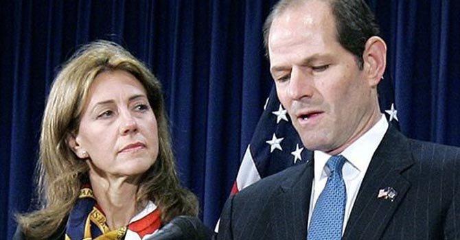 Ex gobernador de NY se separa de su esposa