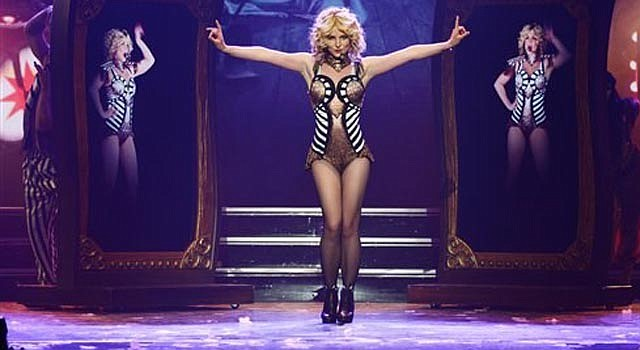 Cantante Britney Spears.