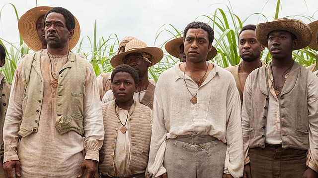 """""""12 Years a Slave""""."""