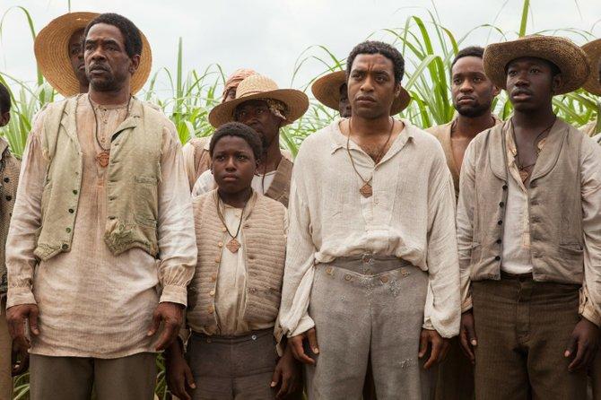 "Golden Globe: ""12 Years a Slave"", Mejor Drama"
