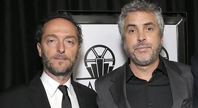 Alfonso Cuarón y Emmanuel Lubezk, director y director de fotografía.