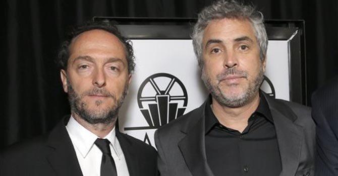 La dupla mexicana de los Premios Oscar