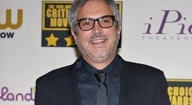 """El director mexicano Alfonso Cuarón ganó el Oscar por su trabajo en """"Gravity""""."""