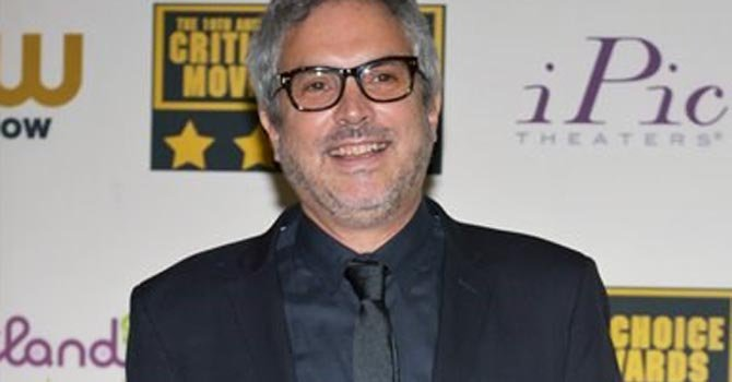 """Alfonso Cuarón es nominado a los premios del Sindicato de Directores por """"Roma"""""""