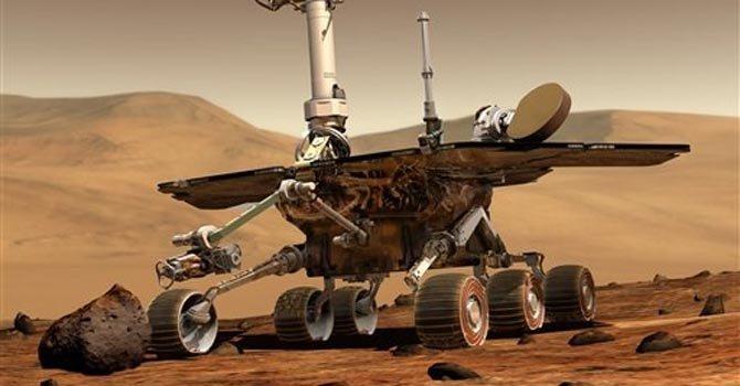 Sonda Opportunity, una década explorando Marte