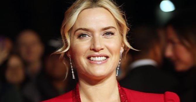 Kate Winslet habla de la maternidad