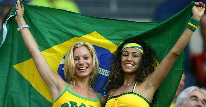El estricto pedido del gobierno brasileño a sus aficionados que asistan al Mundial