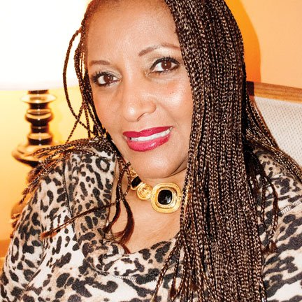 ACTIVISTA. La cantante Vicky Leyva promueve el desarrollo de los afrolatinos.