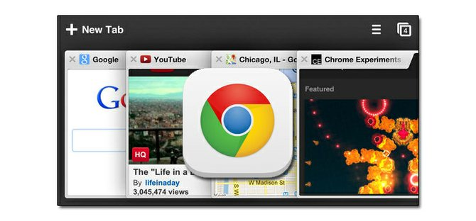 Nuevo navegador Chrome para móviles incluye ahora ahorra al comprimir datos