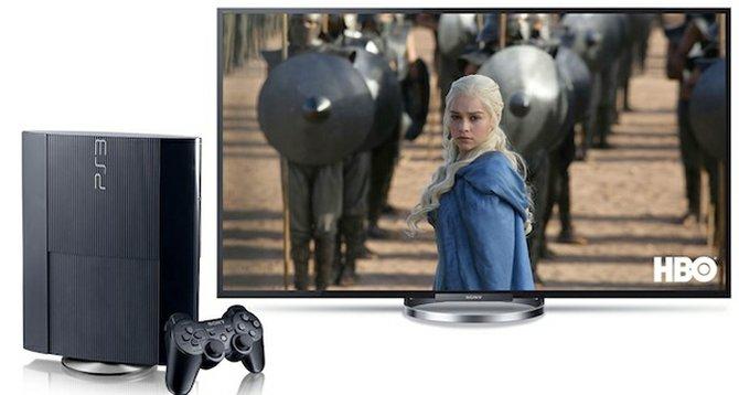 HBO Go llegará al PS3 y al PS4 muy pronto