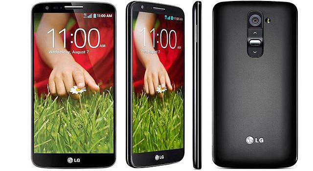 G2 de LG, un bolido de procesamiento