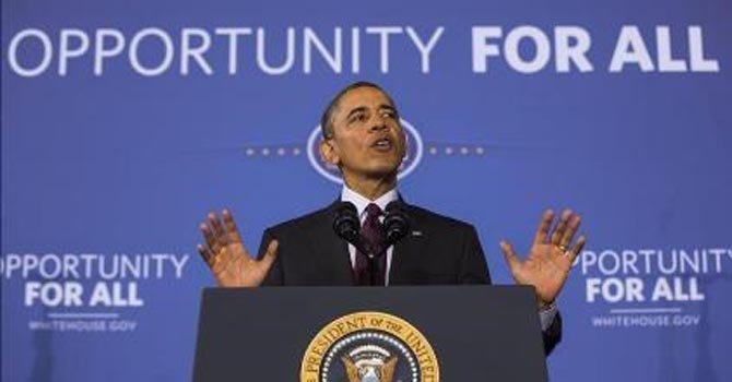 """Obama: """"Internet para todos en el 2017"""""""