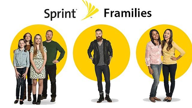 El nuevo plan de Sprint da ahorros a los grupos de familias y amigos