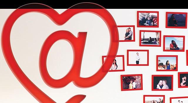 FLECHAZO. Las citas sentimentales, en búsqueda de pareja, por internet han ido en aumento en Estados Unidos desde el año 2000.