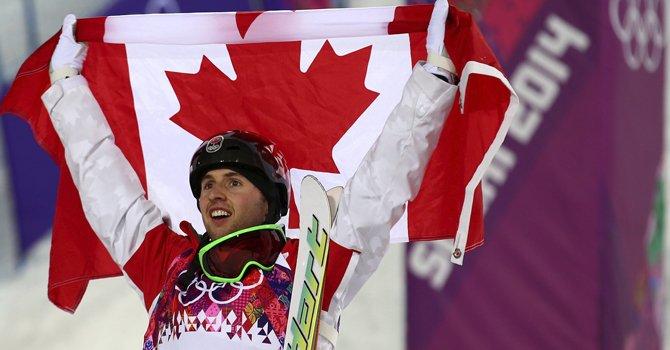 Canadá lidera el medallero en Sochi