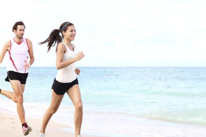4 Razones para hacer ejercicios en pareja