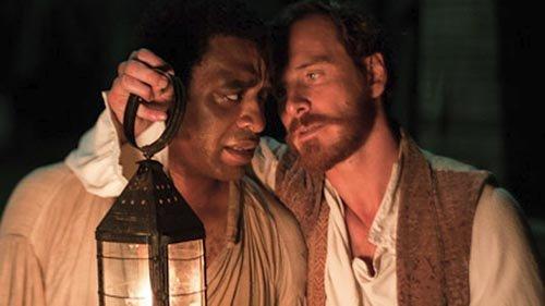 """Nominada como Mejor Película, """"12 Years a Slave""""."""