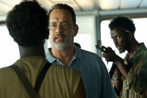 "Nominada como Mejor Película, ""Captain Phillips""."