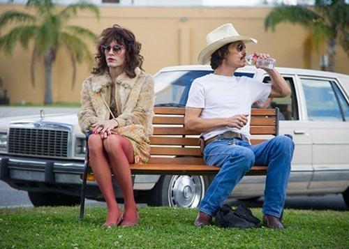 """Nominada como Mejor Película, """"Dallas Buyers Club""""."""