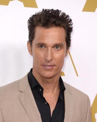 """Matthew McConaughey, nominado como Mejor Actor por """"Dallas Buyers Club""""."""
