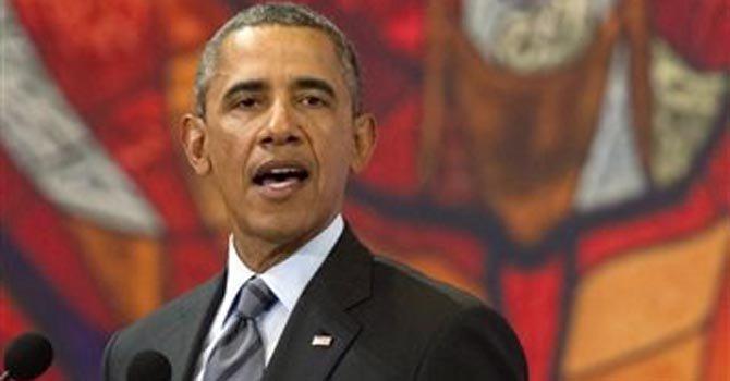 """Obama: """"la violencia en Venezuela es inaceptable"""""""