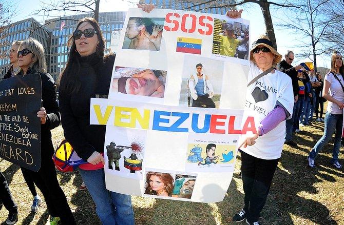 Venezuela's Pain